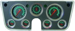 Classic Instruments 1967-1972 Chevy Truck Gauge Set - G-Stock Series