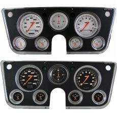 Classic Instruments 1967-1972 Chevy Truck Gauge Set - Velocity Series