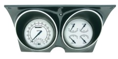 Classic Instruments 1967-1968 Camaro Gauge Set  -  White Hot Series