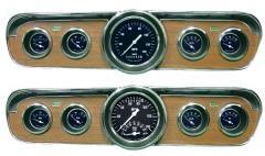 Classic Instruments1965-1966 Mustang Gauge Set - Hot Rod Series