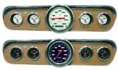 Classic Instruments 1965-1966 Mustang Gauge Set - Velocity Series