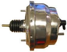 Dual Diaphragm 7 Inch Plain Brake Booster