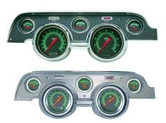 Classic Instruments 1967-1968 Mustang Gauge Set - G-Stock Series