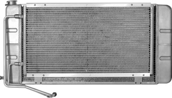 Vintage Air Tri-Five Chevy SuperFlow Condenser for Cross Flow Radiator