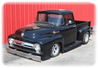 Alan Riegler's 1956 Ford F-100 Pickup