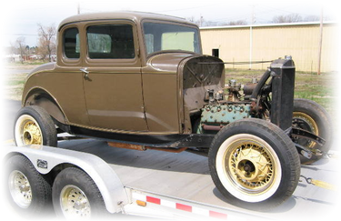 Ken Koopman's 1932 Ford 5 Window