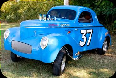 Tom Johnson's 1941 Willys