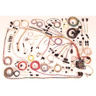 American Autowire 1965 Chevy Impala Wiring Harness