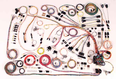 American Autowire 1966-1968 Chevy Impala Wiring Harness
