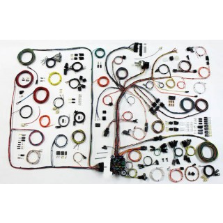 American Autowire 1968-1972 GTO Wiring Harness