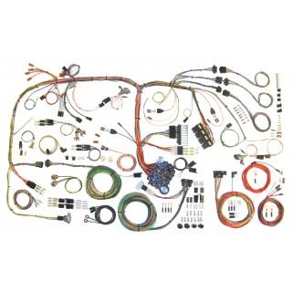American Autowire 1970-74 Cuda-Challenger Wiring Harness