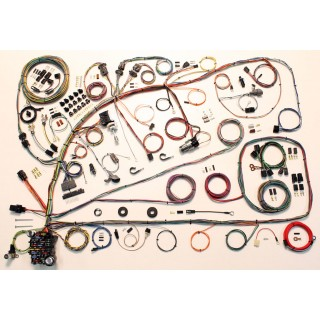 American Autowire 1967-1972 Ford Truck Wiring Harness