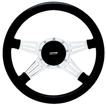 LeCarra Mark 9 Double Slot Steering Wheel