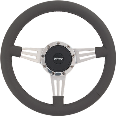 LeCarra Mark 8 TG Double Shot Steering Wheel