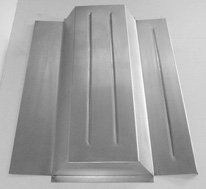 Direct Sheetmetal 1928-1931 Ford Floorboard Panel