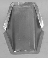 Direct Sheetmetal 1928-1931 Ford Transmission Cover - Stock
