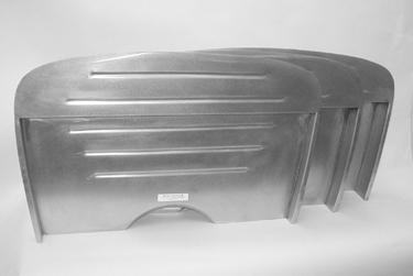 Direct Sheetmetal 1932 Ford Firewall