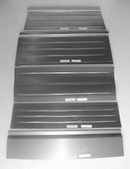 Direct Sheetmetal 1932 Ford Rear Floor Panel