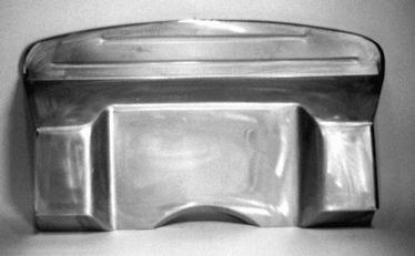 Direct Sheetmetal 1935-1936 Ford Firewall