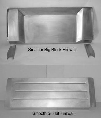 Direct Sheetmetal 1941-1948 Ford Firewall