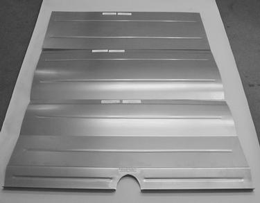 Direct Sheetmetal 1935-1940 Ford Sedan Trunk Floor Panel