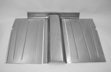 Direct Sheetmetal 1941-1948 Ford Rear Floor Panel