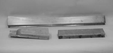 Direct Sheetmetal 1941-1948 Ford Rocker Boxes