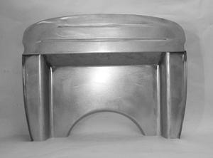Direct Sheetmetal 1930-1931 Ford Pickup Firewall