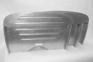 Direct Sheetmetal 1932 Ford Pickup Firewall