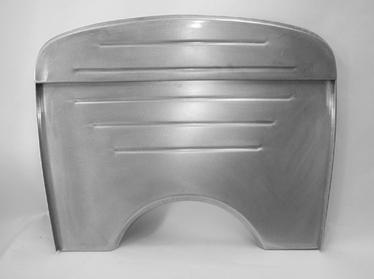 Direct Sheetmetal 1933-1934 Ford Pickup Firewall - Smoothie
