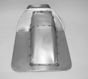 Direct Sheetmetal 1948-1952 Ford Pickup Transmission Cover