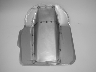 Direct Sheetmetal 1953-1956 Ford F-100 Pickup Transmission Cover