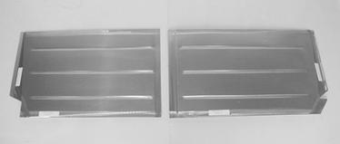 Direct Sheetmetal 1953-1956 Ford F-100 Pickup Rear Floor Panel