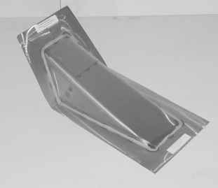 Direct Sheetmetal 1935-1936 Chevy Transmission Cover