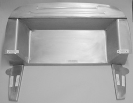 Direct Sheetmetal 1937-1939 Chevy Firewall