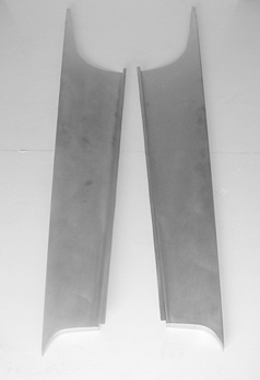 Direct Sheetmetal 1937-1939 Chevy Running Boards