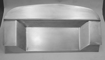 Direct Sheetmetal 1940 Chevy Firewall