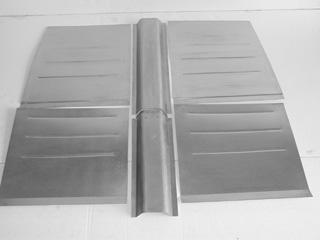 Direct Sheetmetal 1940 Chevy Rear Floorboard