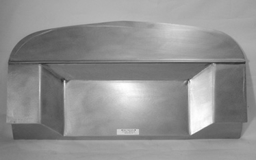 Direct Sheetmetal 1941-1948 Chevy Firewall