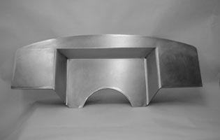Direct Sheetmetal 1955-1957 Chevy Firewall