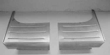 Direct Sheetmetal 1955-1957 Chevy Rear Floor Repair Kit - No Tunnel