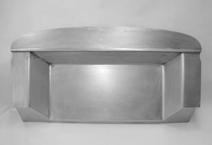 Direct Sheetmetal 1937-1946 Chevy Pickup Firewall