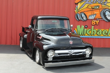 Alan Riegler's '56 Ford Pickup