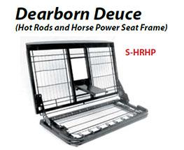Wise Guys 1932 Dearborn Deuce Seat Frame