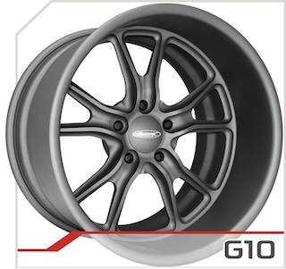 Budnik Wheels G Series G10