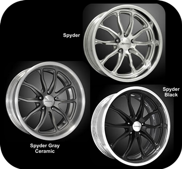 Budnik Wheels G Series - Spyder