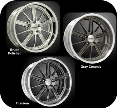 Budnik Wheels G Series - Tungsten