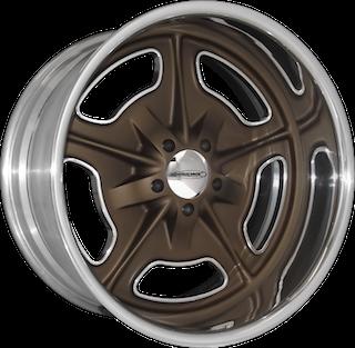 Budnik Wheels Surfaced Series - E85