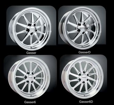 Budnik Wheels X Series - Gasser