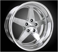 Budnik Wheels X Series - Lateral